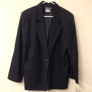 Sag Harbor wool blazer
